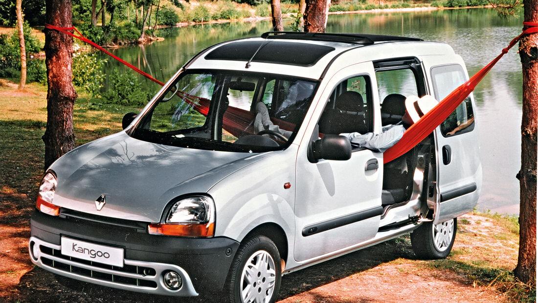 Renault Kangoo Werbung der 90er