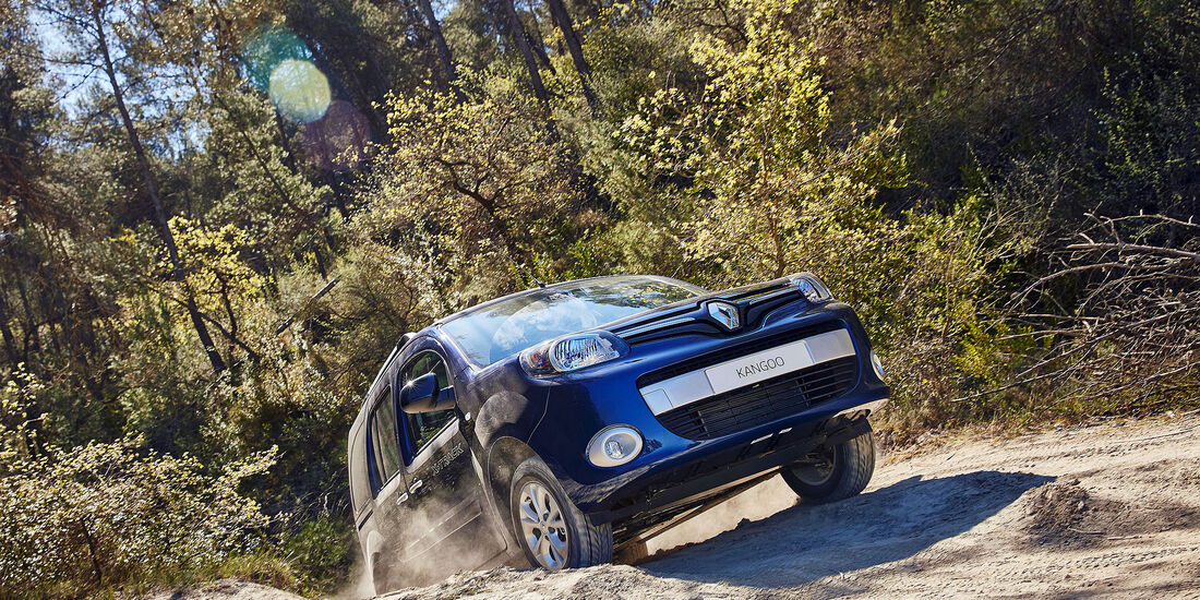 Renault Kangoo X-Track 2016