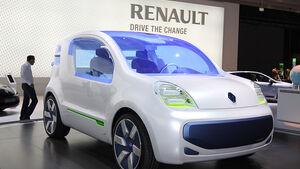 Renault Kangoo Z.E. IAA 2009