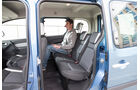 Renault Kangoo dCi 90 Energy, Fondsitz