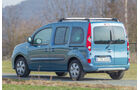 Renault Kangoo dCi 90, Heckansicht