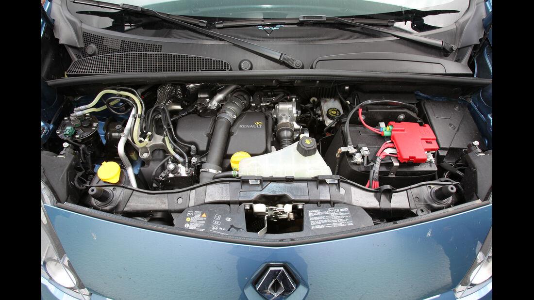 Renault Kangoo dCi 90 energy, Motor