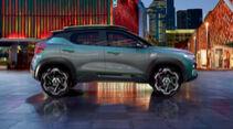 Renault Kiger SUV Konzept Indien