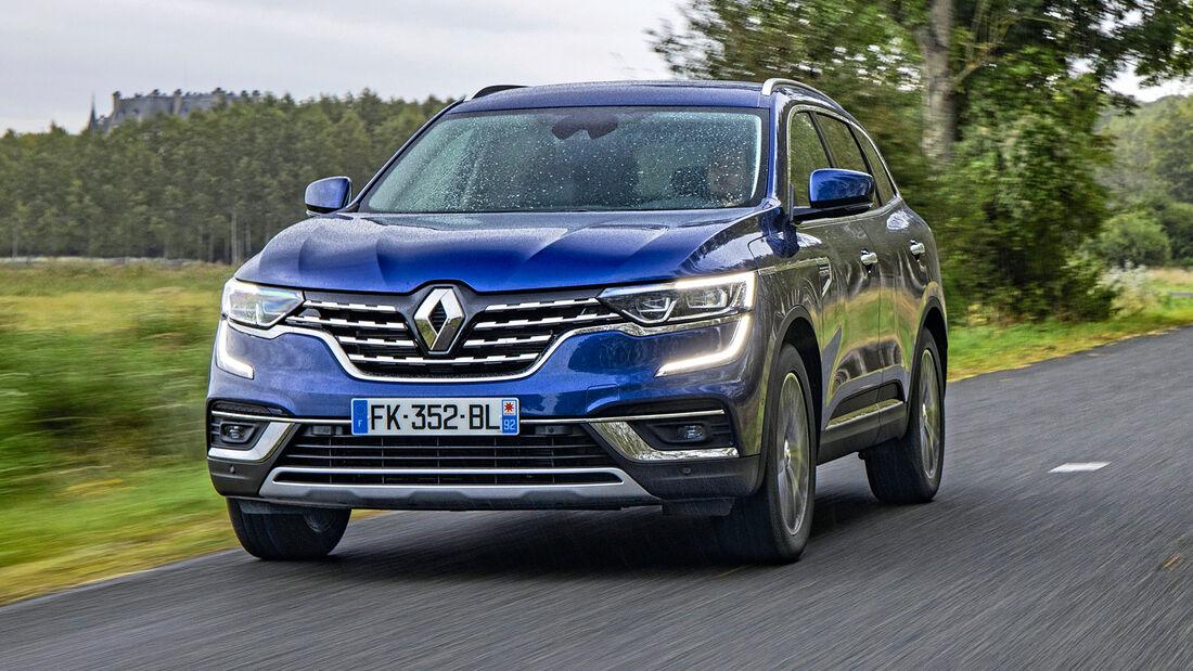Renault Koleos, Exterieur