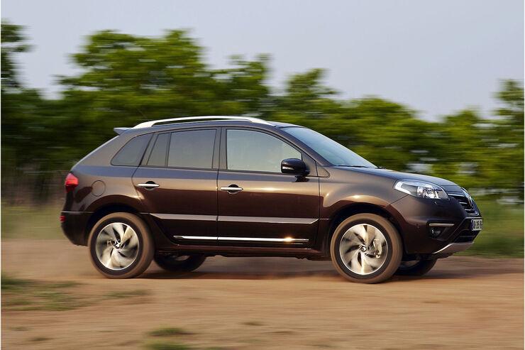 Renault Koleos Facelift Modelljahr 2013