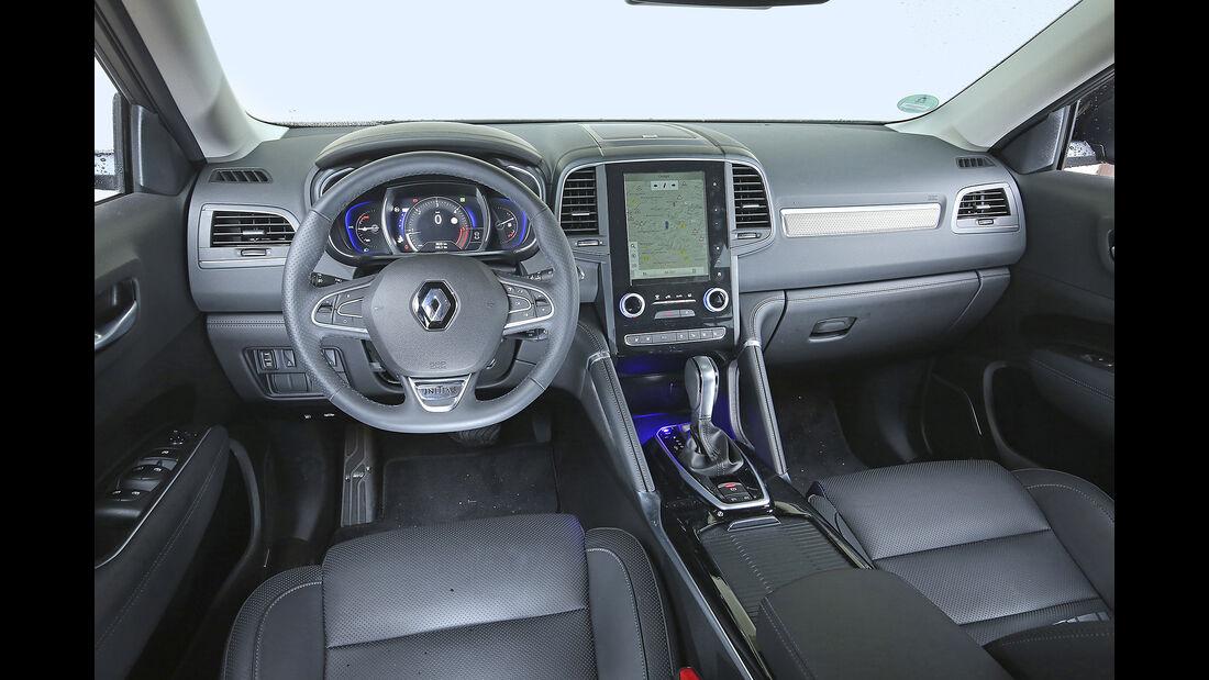 Renault Koleos dCi 175 4WD Initiale Paris, Interieur