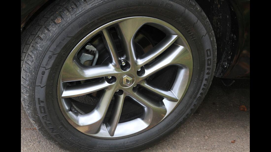 Renault Koleos dCi 175, Felge