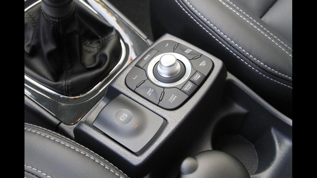 Renault Koleos dCi 175, Regler