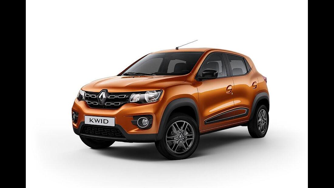 Renault Kwid Brasilien