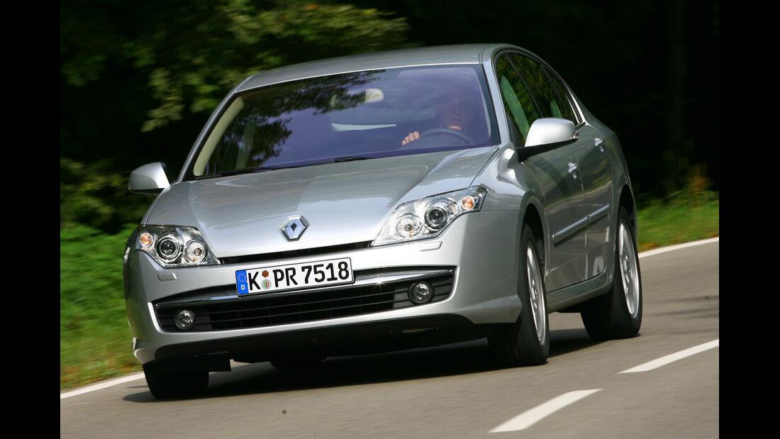 Renault Laguna 2.0 16V , Frontansicht