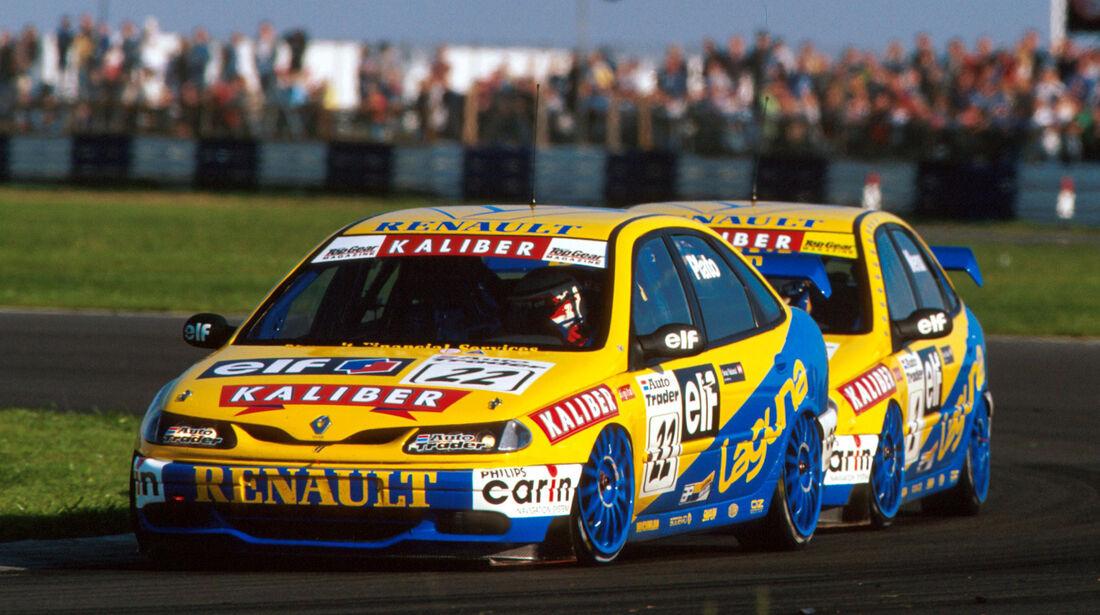 Renault Laguna - BTCC - 1997