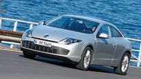 Renault Laguna Coupé 2.0 T, Frontansicht