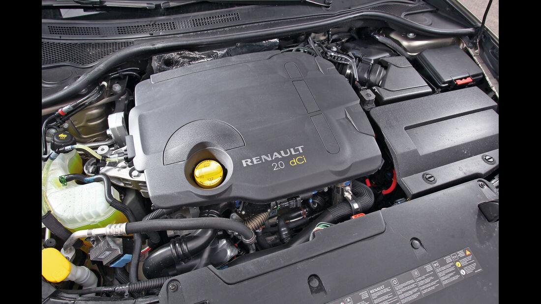 Renault Laguna Energy dCi 150, Motor