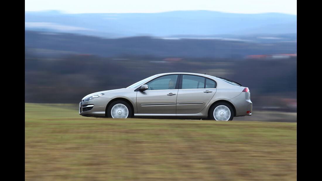 Renault Laguna Energy dCi 150, Seitenansicht