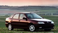 Renault Laguna, Frontansicht