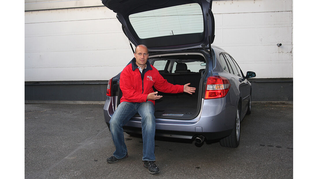 Renault Laguna Grandtour 2.0 T