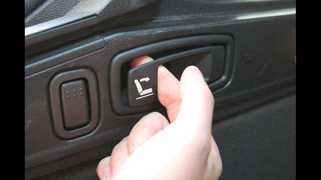Renault Laguna Grandtour 2.0 T,Innenraum