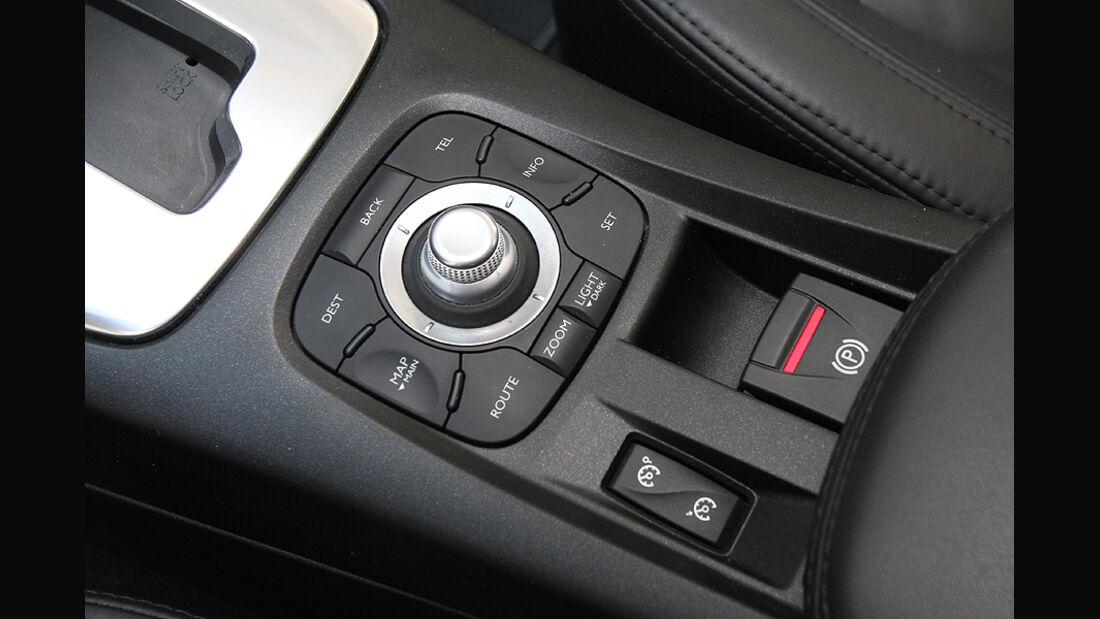 Renault Laguna Grandtour 2.0 T, Innenraum