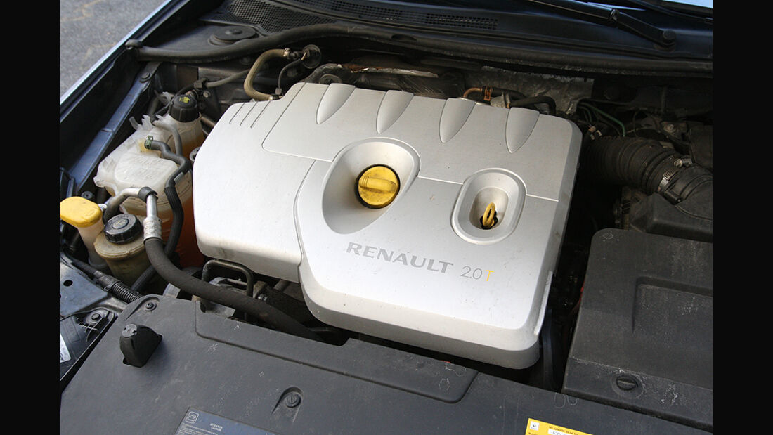 Renault Laguna Grandtour 2.0 T, Motor