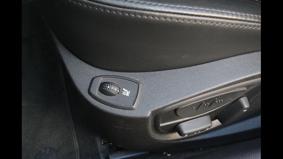 Renault Laguna Grandtour 2.0 T, Schalter Sitzheizung