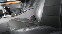 Renault Laguna Grandtour 2.0 T, Sitz