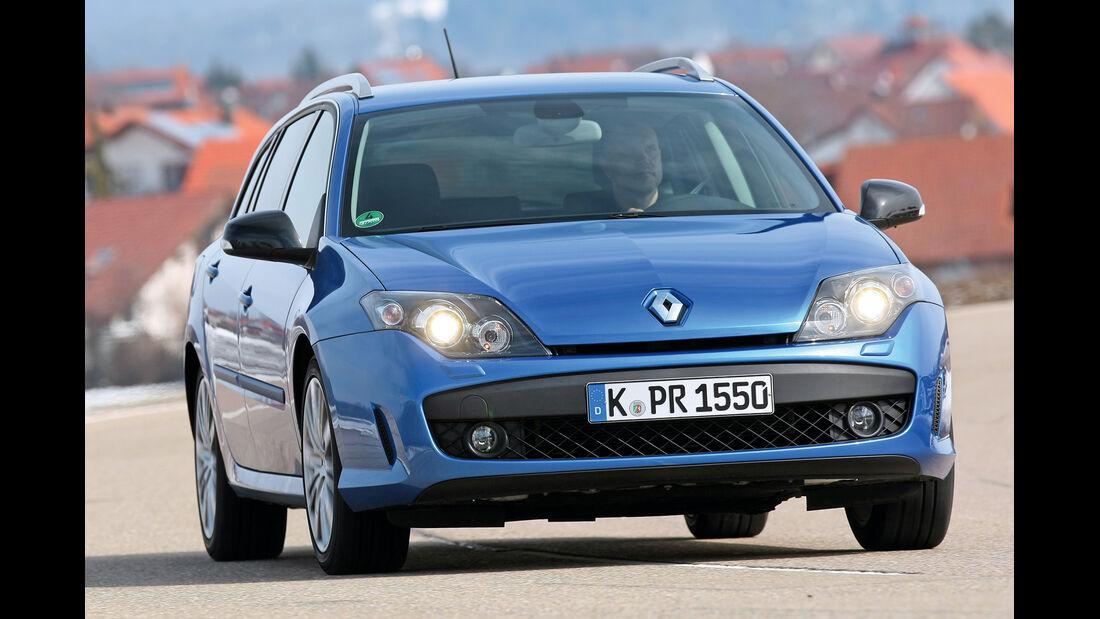 Renault Laguna Grandtour , Frontansicht