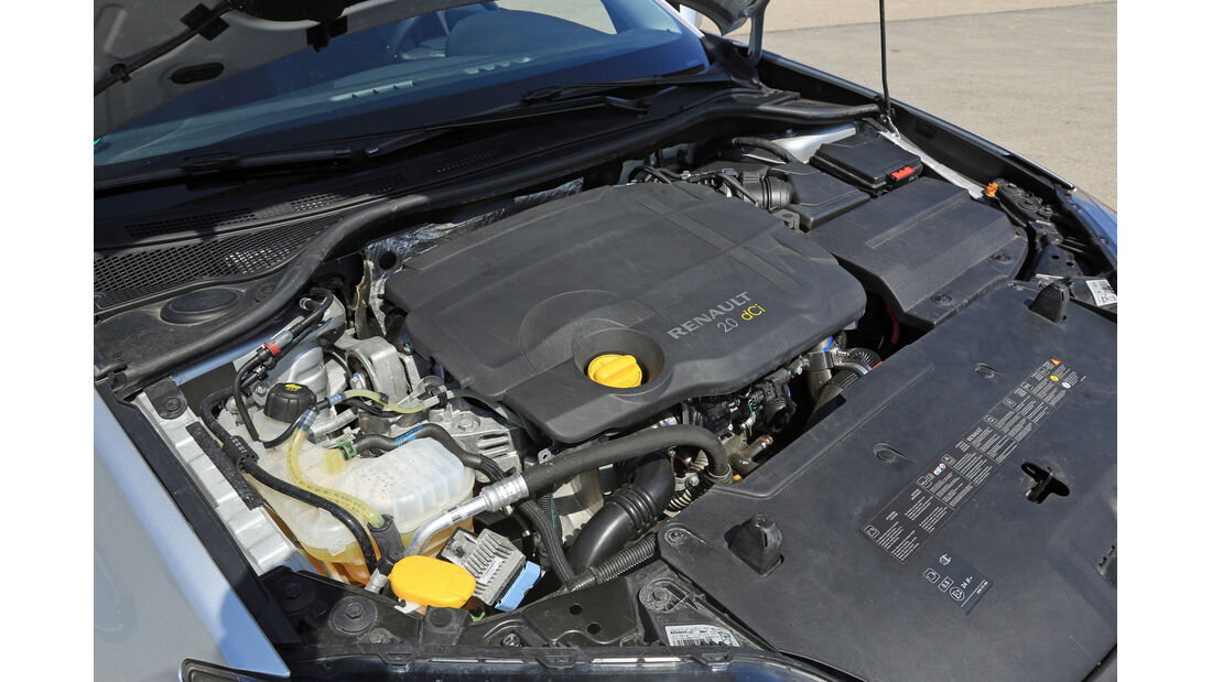Renault Laguna Grandtour dCi 150, Motor