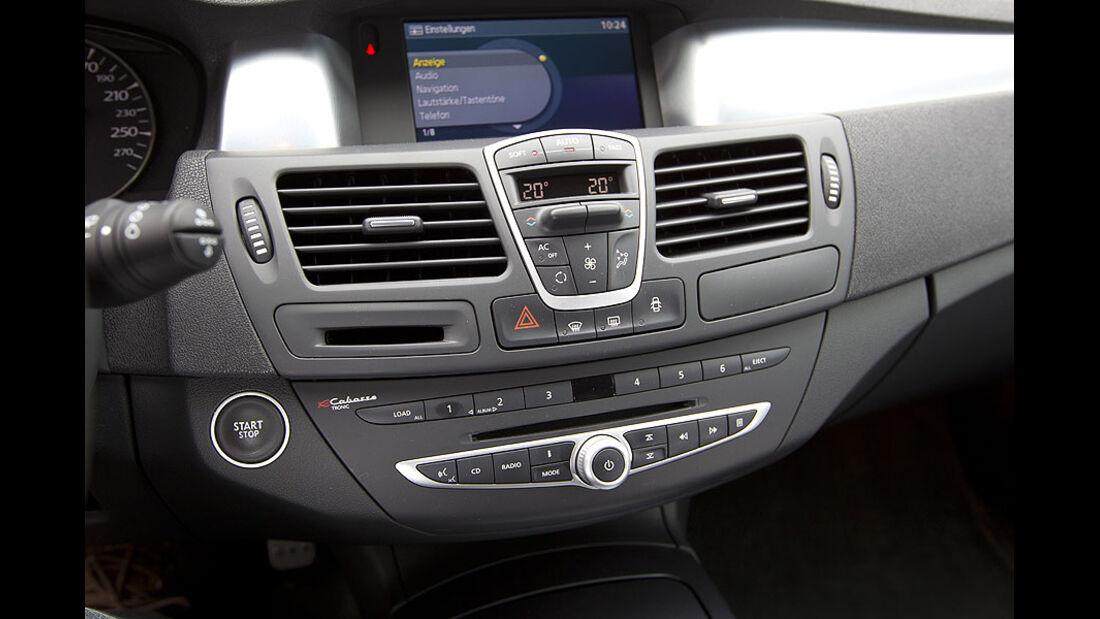 Renault Laguna Innenraum
