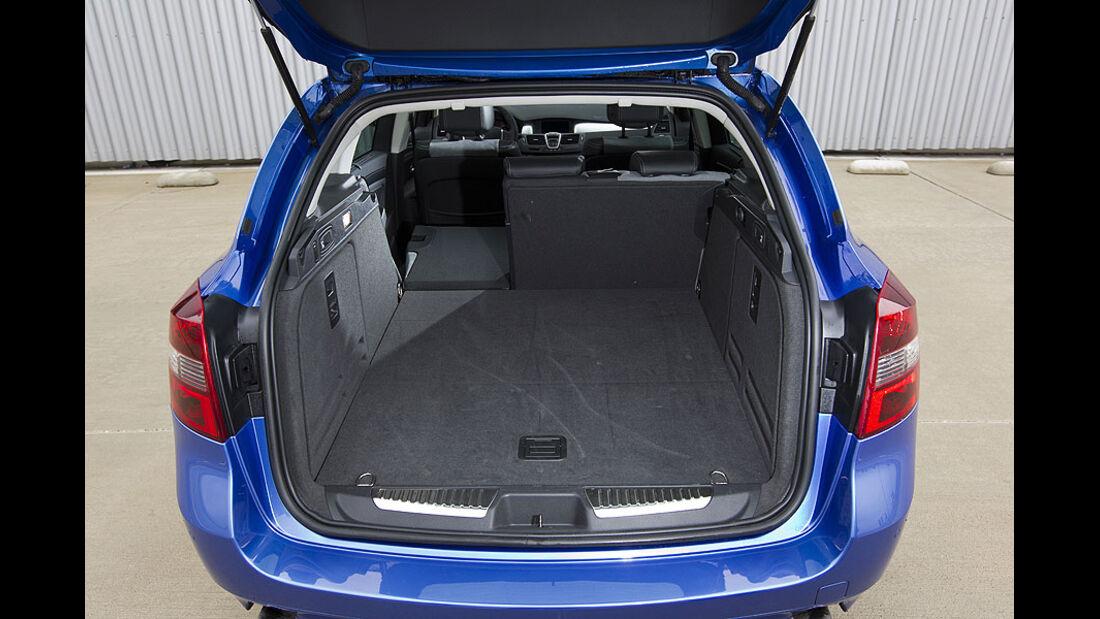 Renault Laguna Kofferraum