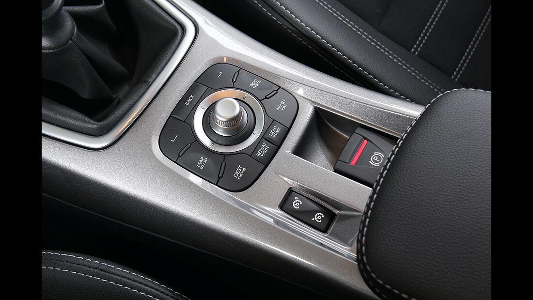 Renault Laguna dCi 110 FAP, Infotainment, Navigations-Joystick