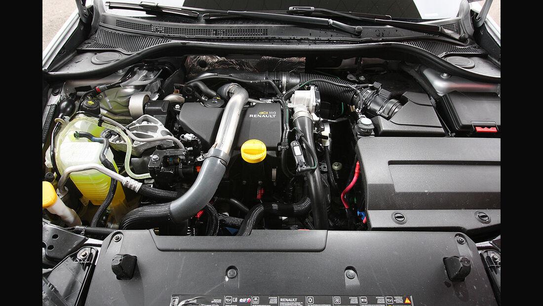 Renault Laguna dCi 110 FAP, Motor