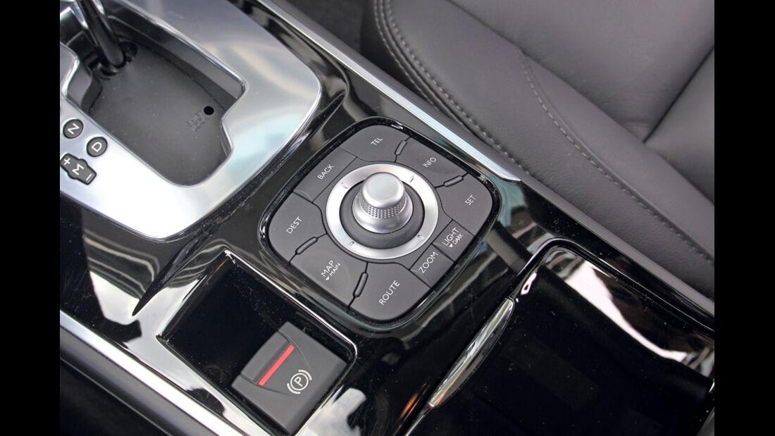Renault Latitude, Detail