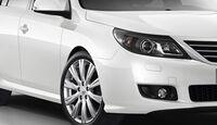 Renault Latitude Felge Scheinwerfer