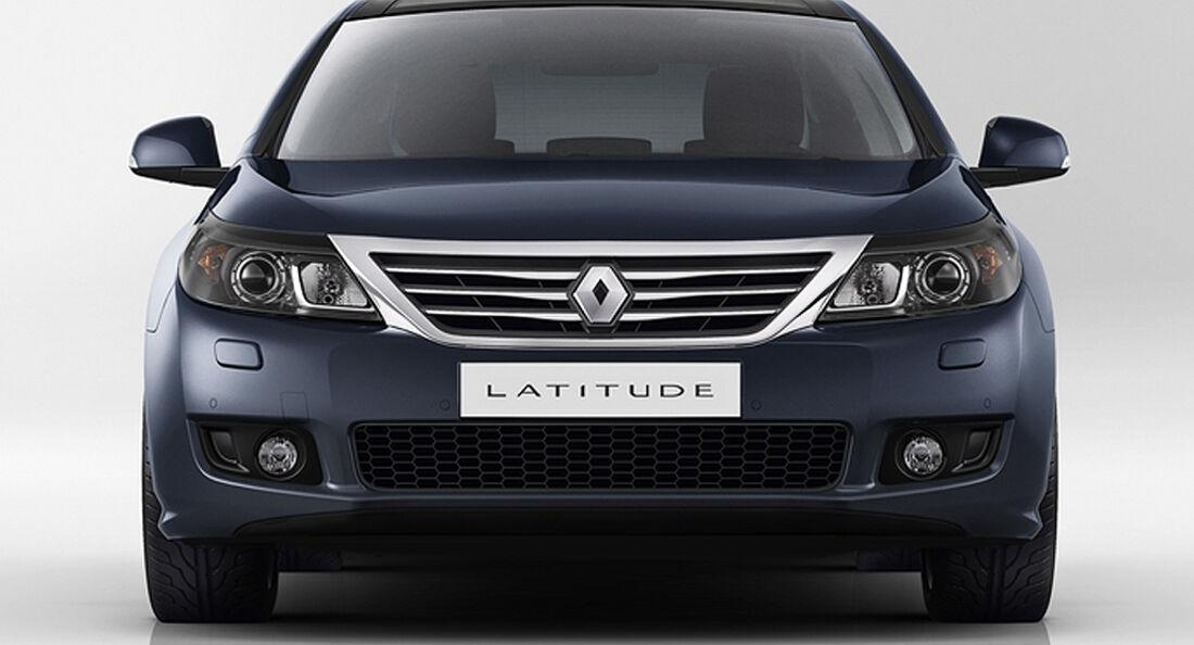 Renault Latitude Kühlergrill