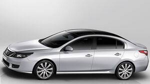 Renault Latitude Seite
