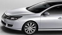 Renault Latitude Seitenansicht