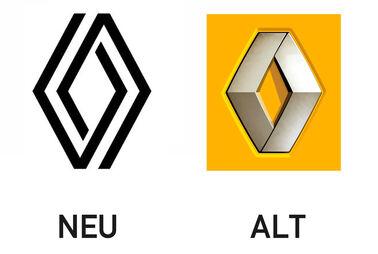 Renault renoviert den Rhombus