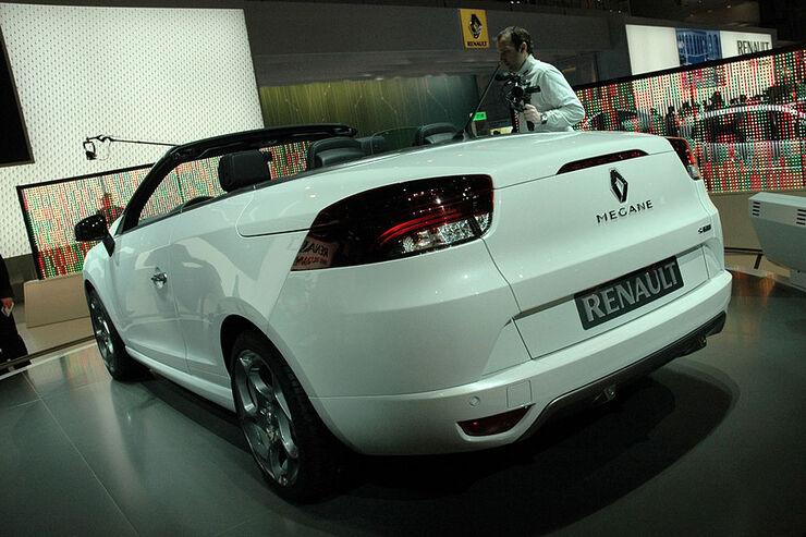 Renault Mégane CC