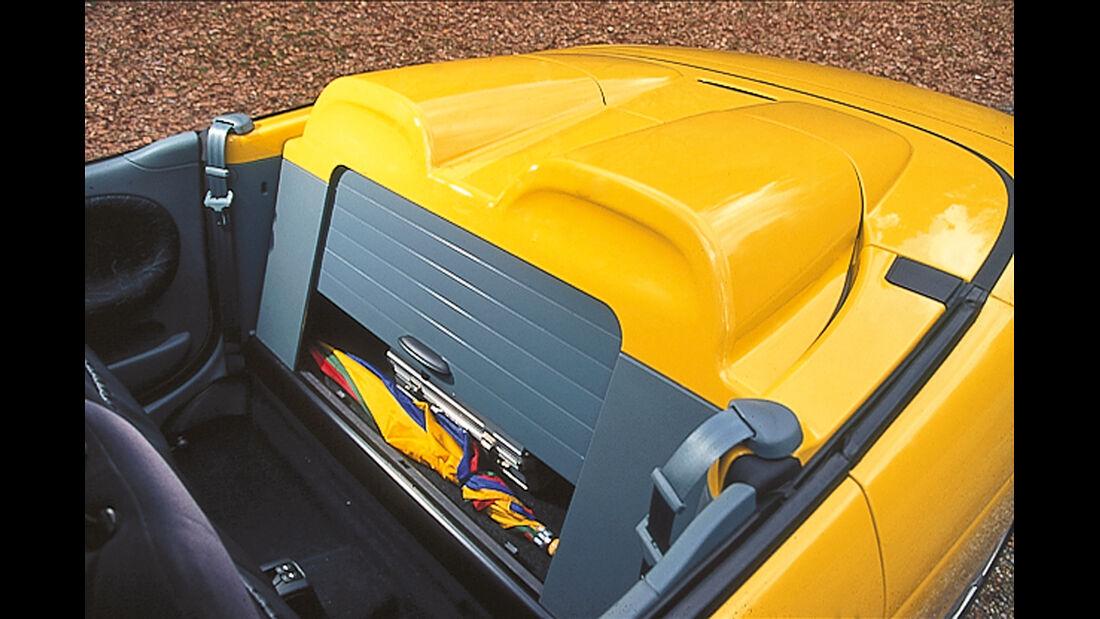 Renault Mégane Cabrio, Roadbox