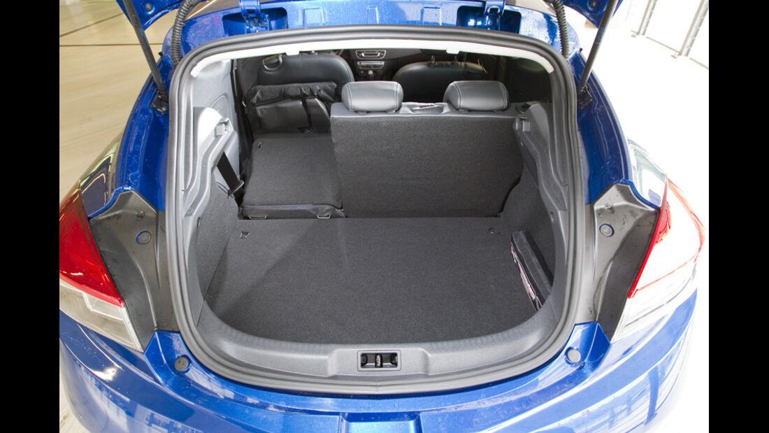 Renault Mégane Coupé Kofferraum