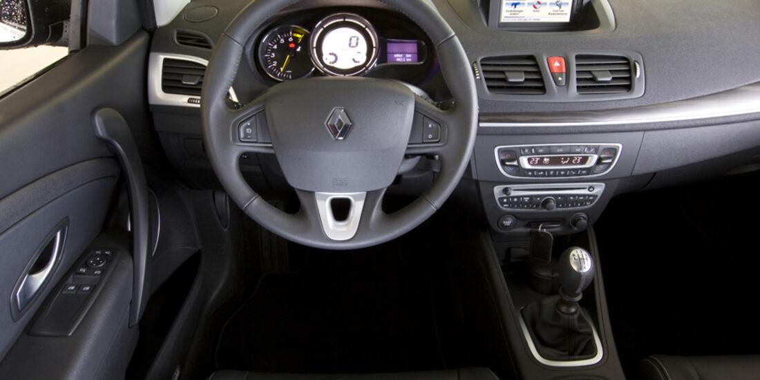 Renault Mégane Coupé Lenkrad
