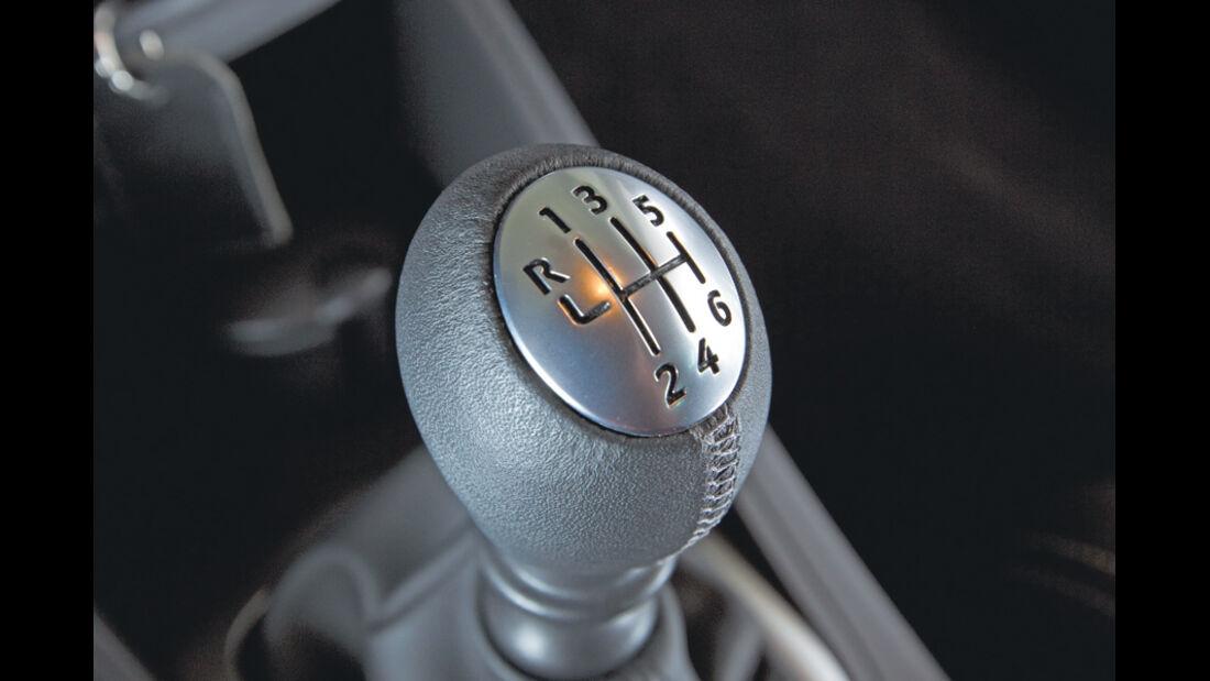 Renault Mégane Coupé Schaltknauf