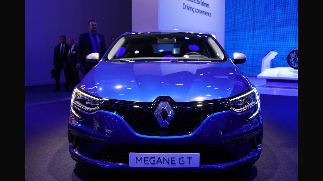 Renault Mégane GT - IAA 2015