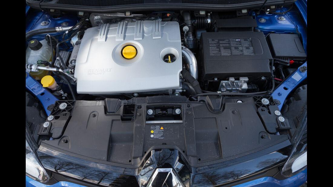 Renault Mégane GT, Motor