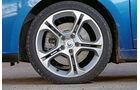 Renault Mégane GT, Rad, Felge
