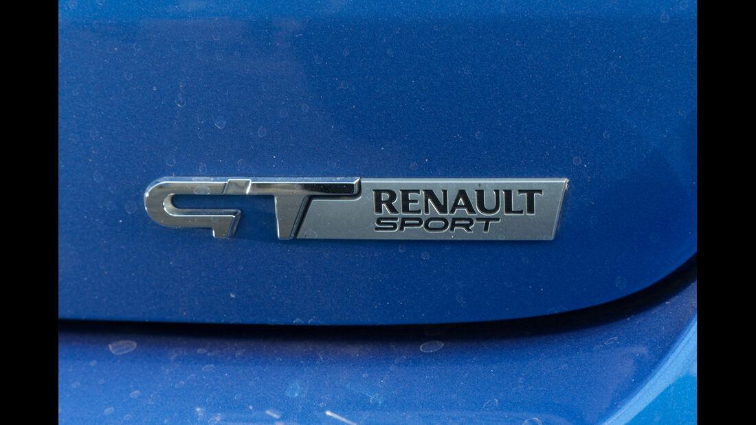 Renault Mégane GT, Typenbezeichnung