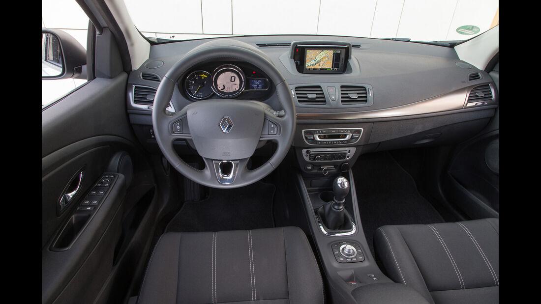 Renault Mégane Grandtour Energy dCi 110, Cockpit