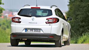 Renault Mégane Grandtour Energy dCi 110, Heck