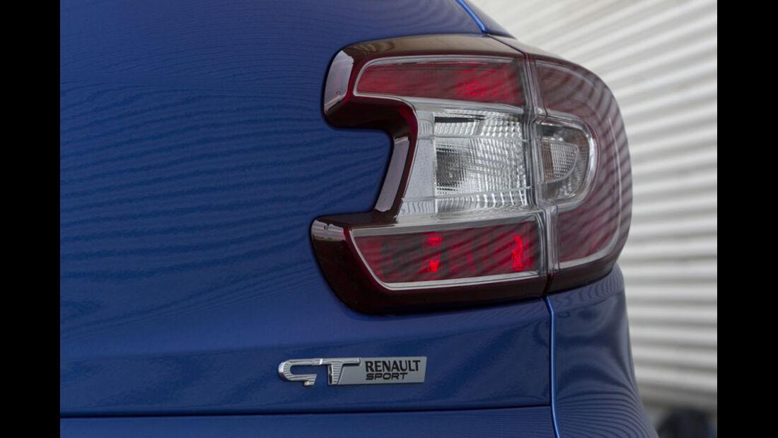 Renault Mégane Grandtour GT, Rücklicht