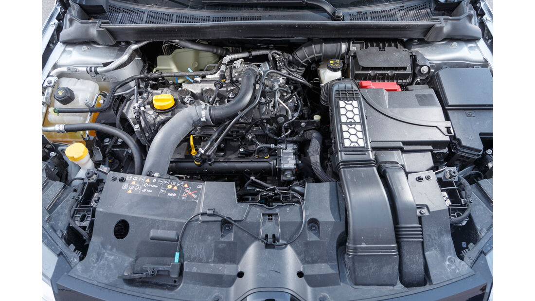 Renault Mégane Grandtour TCe 130, Motor